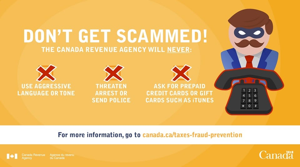 Fraud Alert – Protect Yourself
