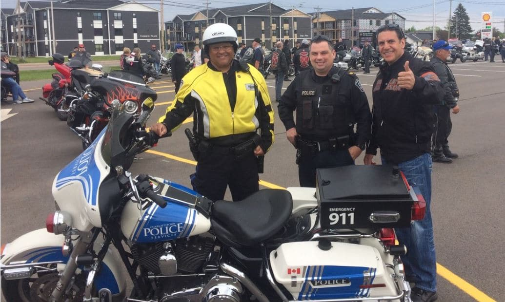 Biker Rally – Support to First Responders and Front Line Workers