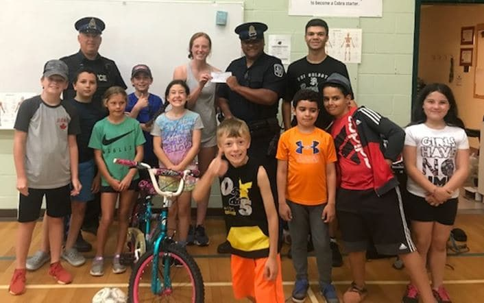 CPS Attend City Life Skills Camp